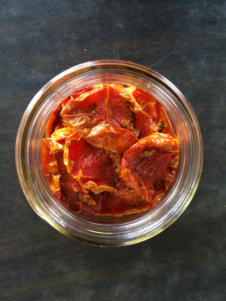 Oven-dried Tomatoes, DIY | toni woo + food